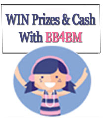 Win Prizes and Cash With BB4BM