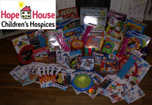 Donation For Hope House
