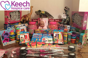 Toy Donation For Keech