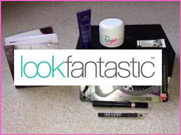 contents of beauty box