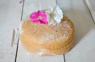 Flowers on Cake