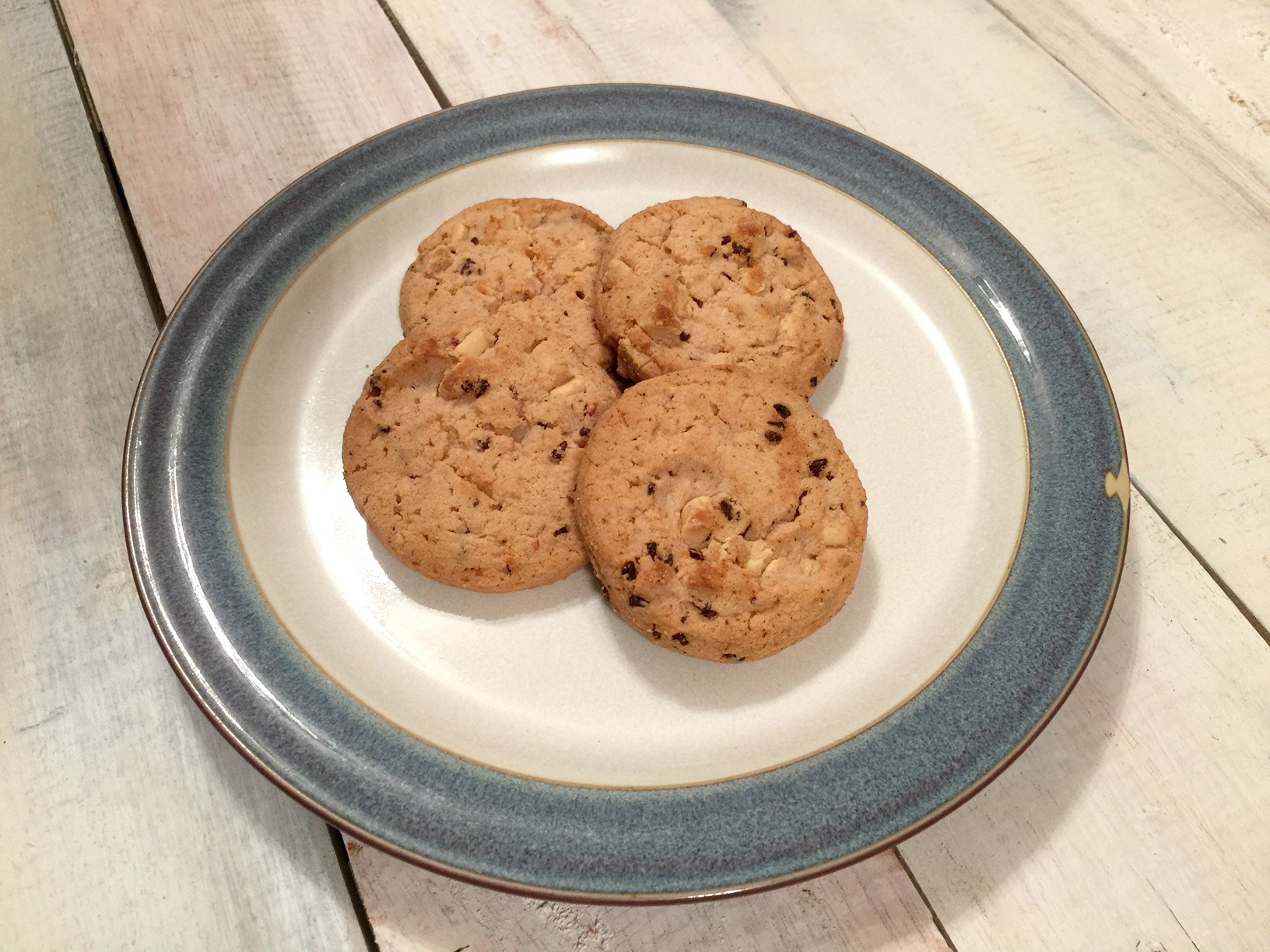Freezer Cookies