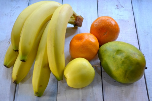 Fresh Fruit Pile