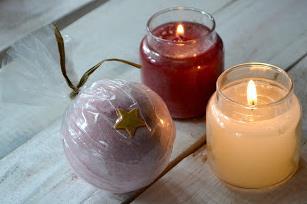 Bath Candles