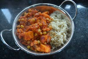 Meat Free Mondays - Vegetable Curry