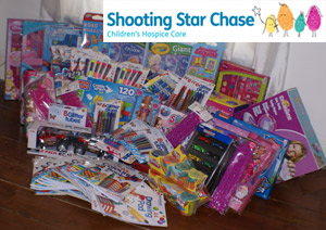 Donation For Shooting Star Chase